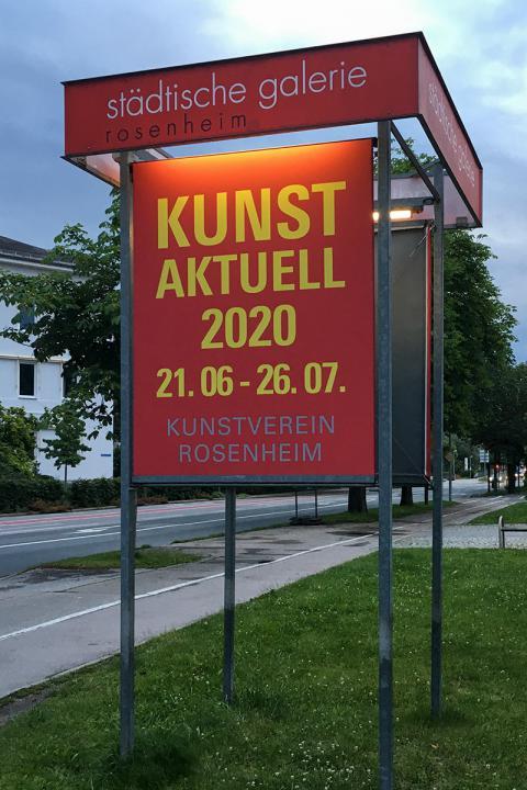 Kunst Aktuell 2020